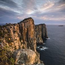 Cape Hauy, 2014 - An overnight trek to Cape Hauy, on the east side of the Tasman Peninsula, Tasmania.