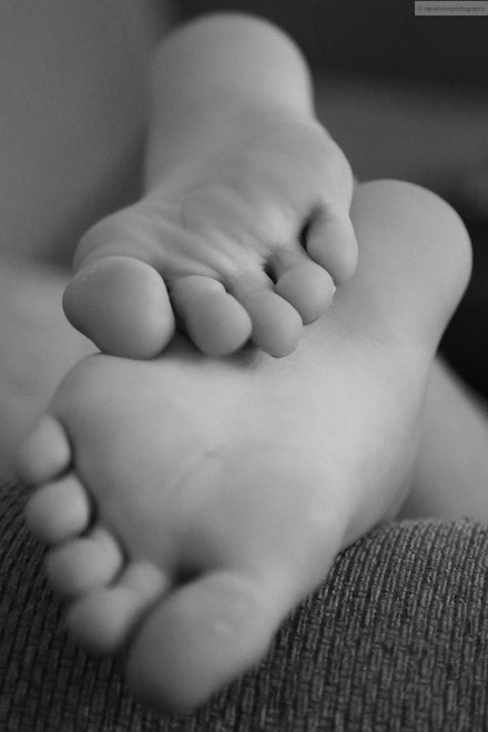 Soles of the Feet