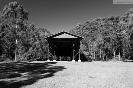 The Gantry, D'Aguilar National Park, QLD - A popular spot in the D'Aguliar National Park and a place I always pass on the way to my offroad motorcycling...