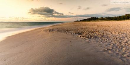 Woorim Beach, Bribie Island, QLD