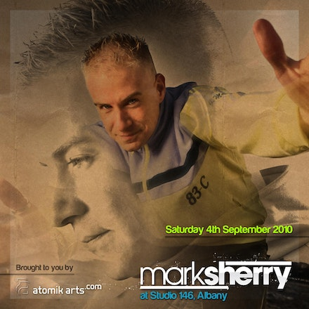 Freefall with Mark Sherry, Studio146 Albany, 4 September 2010 - The final leg of his latest Freefall tour lands progressive and tech-trance heavyweight...