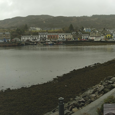 The 'working harbour' at Tarbert - Tarbert, Kintyre peninsula, Argyll, Scotland
