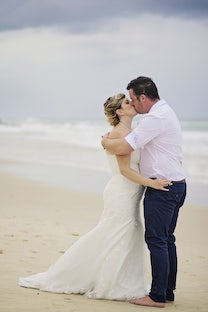 wedding ~ Matt & Ashley - Currumbin Beach Vikings Surf Club Wedding ~ March 2016