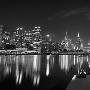 Mono Melbourne - Images of the city of Melbourne, which lends itself to Monochrome. Samples of work available here!