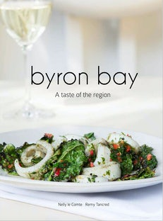 Byron Bay Cookbook - Click on the image to enter shopping cart. Byron Bay Cookbook