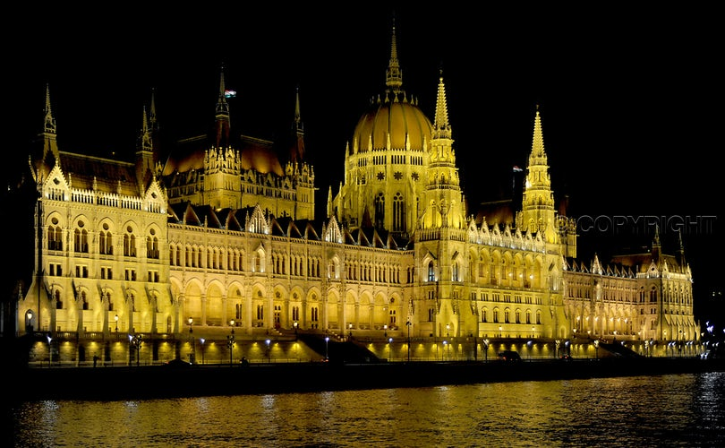 Budapest palace 1