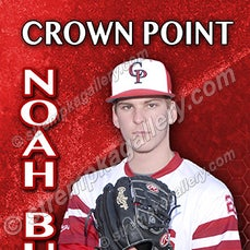 Crown Point Banner Samples - 4/17/15 - Crown Point Baseball Banner Samples