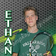 Valpo Tennis Banner Samples - 9/21/15 - Valpo Tennis Banner Samples - 9/21/15