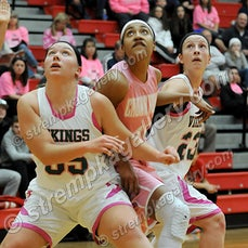 Valpo vs. Crown Point - 12/11/15 - Crown Point was a 53-40 winner over Valpo on Friday evening (12/11) in Crown Point.  Hannah Albrecht had a career best...