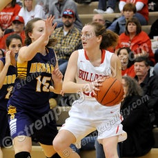 Hobart vs. Crown Point (IHSAA Sectionals) - 2/5/16 - Crown Point was a 58-35 winner over Hobart on Friday evening (2/5) in the semi-finals of the Valparaiso...
