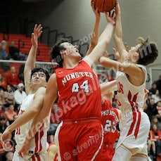 Munster vs. Crown Point - 12/15/17 - Munster rallied in the second half to defeat Crown Point 46-45 on Friday evening (12/15) in Crown Point.  You will...
