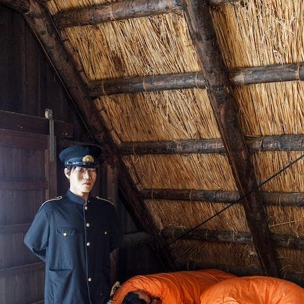 140227_Abashiri_8702 - Visit to Abashiri Prison Museum at Abashiri, Hokkaido (Japan) on February 27 2014. Photo: Jan Vokaty