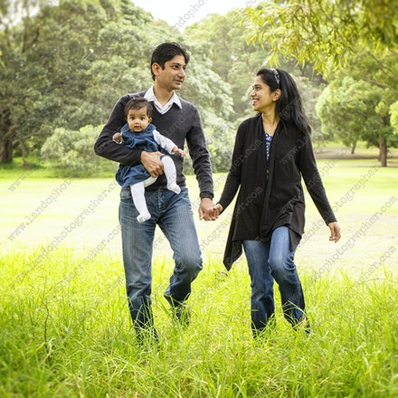 Menon Family - Baby and Family Photography