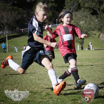 North Sydney United FC - 10 - 15 June 2013 Tunks Park - Match 4
