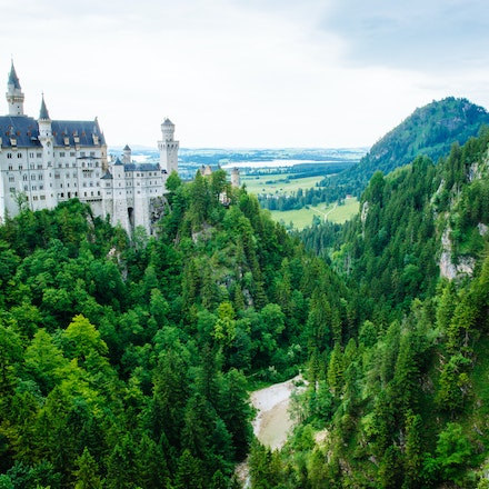 Neuschwanstein Castle, Germany - Copyright © 2015 Melissa Fiene Photography. All rights reserved. All images created by Melissa Fiene are © Melissa Fiene...