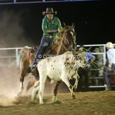 Beechworth Team Roping - Sect 2