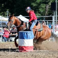 Junior Barrel Race - Sect 1