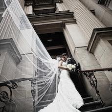 Melissa & Daniel Wedding Album - St Michaels Uniting Church. Reception: Leonda by the Yarra.