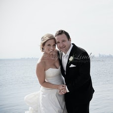 Candice & Rory - Ceremony: St James Church. Location Shoot: Brighton Yacht Club. Reception: Quat Quatta