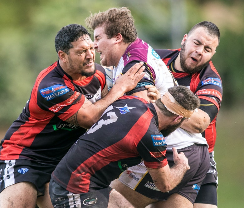 Asquith Magpies v Hills Bulls 010516-159