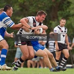 Asquith Magpies v Narraweena Hawks 150412 - Replay of last year's grand final. Narraweena led 14-0 at half-time, but the Magpies came back, scored a try...