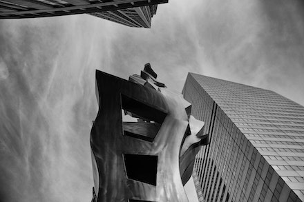MG_2252 We Will Sculpture, Chicago - Information regarding the sculpture: Title: We Will, 2005 Artist: Richard Hunt Location: The Heritage at Millennium...