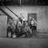 Tanning Workers - Each archival photograph is stamped and signed by Robert and a brief description of how it was taken.
