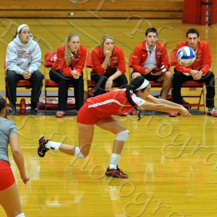 Volleyball vs Oswego