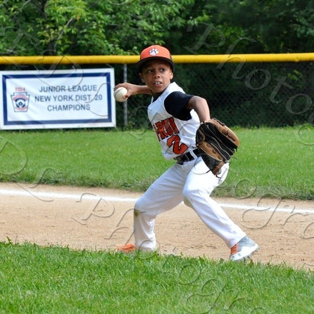 9u Hit-n-Run vs Pelham