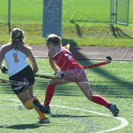 Field Hockey vs St. John Fisher (2015)