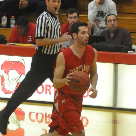 SUNY Cortland Men's Basketball - These are action shots of the SUNY Cortland Mens Basketball team from the 2012-2013 season