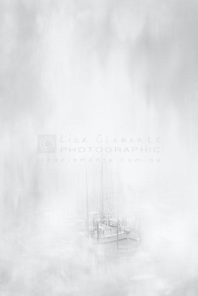 Foggy Day, Sandringham© - Foggy Day, Sandringham Open Edition