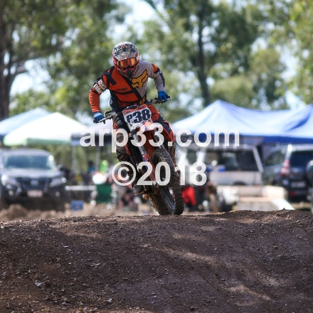 Keppel Coast Dirt Bikes 22 April 2018