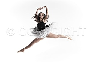 Christo Dance portraits - Studio Dance Portraits by Leanne Clements. All images are copyright.