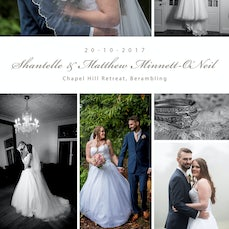Minnett-O'Neil Wedding (2017)