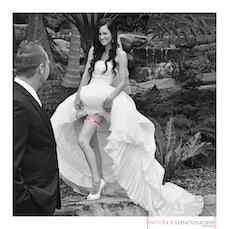 Bergan Wedding (2013) - Mr & Mrs Shane & Cassie Bergan Ceremony : The Macarthur Tavern. Photos : Mt Annan Botanic Gardens.