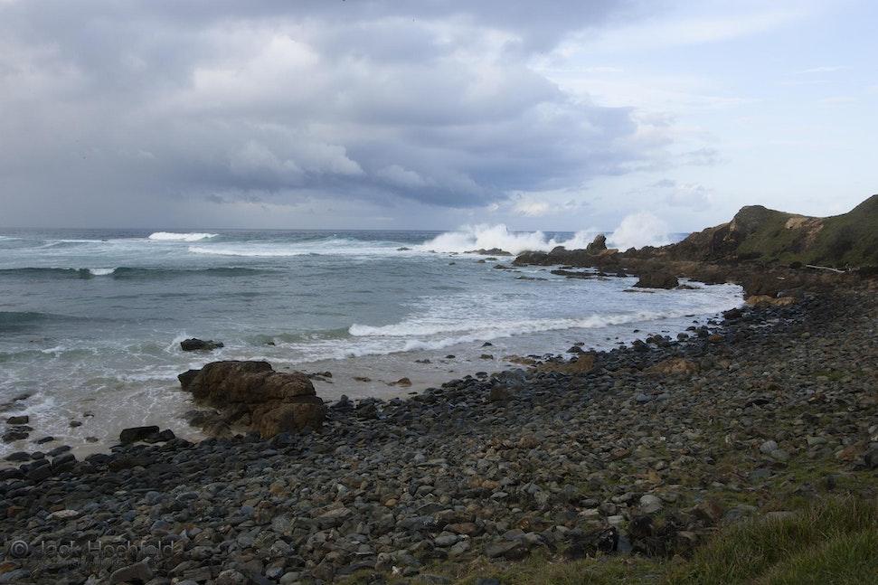 Little Watego's beach, Byron Bay - Little Watego's beach, Byron Bay, New South Wales