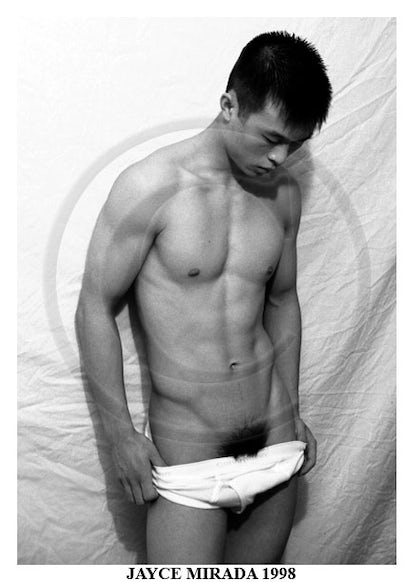 SW11598 - Signed Asian Male Underwear Photo by Jayce Mirada