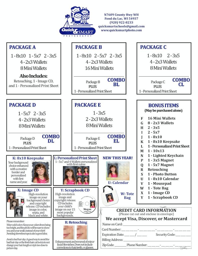 School Portraits For Friendship Learning Center Quick  Smart - Us zip codes plus 4