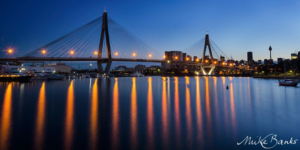 Anzac Bridge