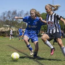 Football Toowoomba 2015 Grand Final: Premier Women
