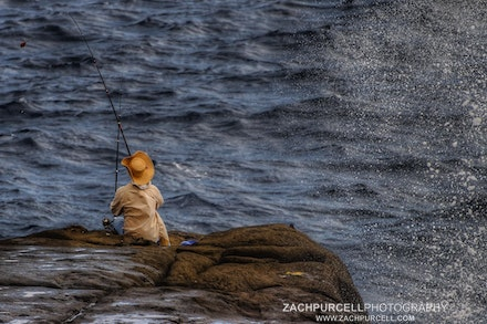Pacific Fishing - Location: Hawaii Kai