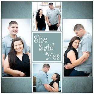 Lupe & Alex Engagement