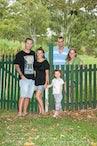 The Tanzer Family - Photographs of the Tanzer Family taken at Whitehead Studios.