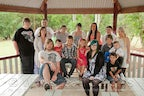 The Plumb Family - Photographs taken Mothers Day at Pan Pacific Gardens 2013