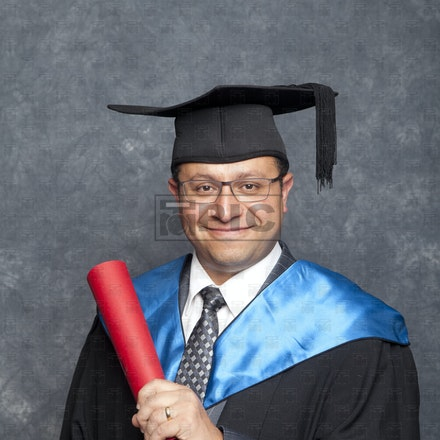Emad Mansour's Masters Graduation