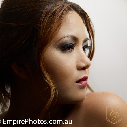MUA - @Pallete_Artistry - @pallete_artistry @empirephotos