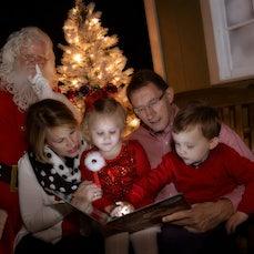 Santa / Family - Gambrell