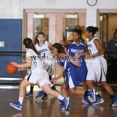 GSB v Montclair - GBB: Gill Saint Bernards v Montclair High @ MSDA
