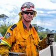 Cahills Lookout - Katoomba 11/12/2014 - Fire & Rescue NSW along with Rural Fire Service crews responded to reports of a bushfire on Cliff Drive, Katoomba.  With...